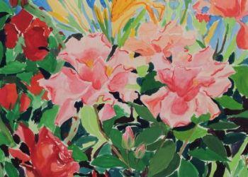Roses, Sarah Colgate ©