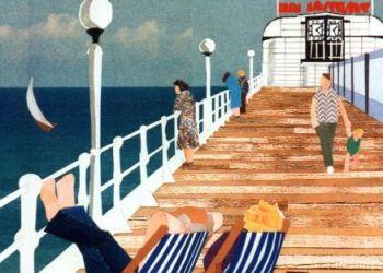 Worthing pier, Sarah Colgate ©