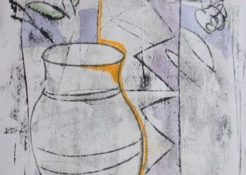 Vases and cup, Sarah Colgate ©