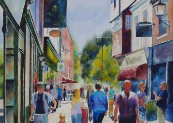 Fisher Street, Carlisle, Sarah Colgate ©