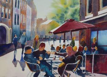 Café, Scotch Street, Carlisle, Sarah Colgate ©